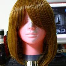 【R的雜貨舖】日本日系 奶茶棕 BOBO頭 鮑伯中長髮 日常/COSPLAY可用 08