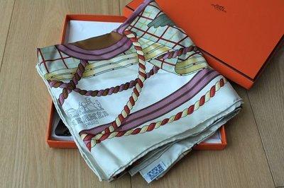 Hermes 90x90 絲巾