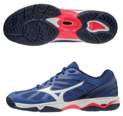 【棒球帝國】 Mizuno 美津濃 2020 WAVE HURRICANE 3 排球鞋 V1GA174020