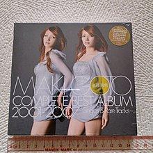 後藤真希全精選專輯 台灣版 2 CD Maki Goto Complete Best Album 2001-2007