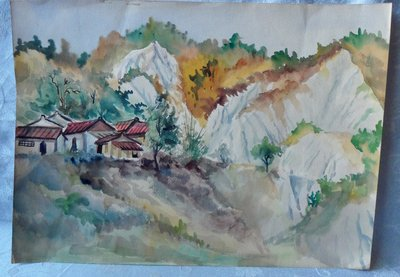紫色小館1-1-----------山中小屋