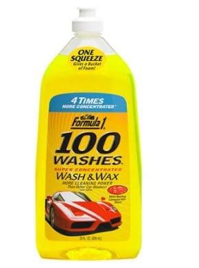 晶站 Formula 1超濃縮100%洗車精 Washes Wash & WAX #15458