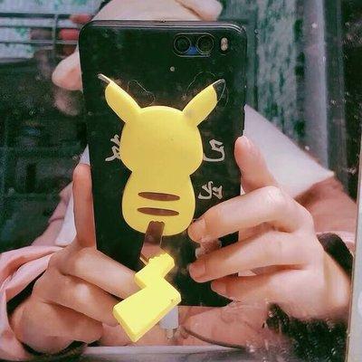 比卡超/動物/小貓/啡熊/白熊 無痕掛鈎 手機支架