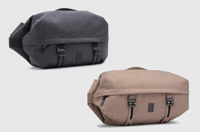 { POISON } CHROME VALE SLING BAG 筆電專屬空間 中型單肩式隨身包