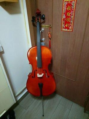 全新四份三大提琴,
