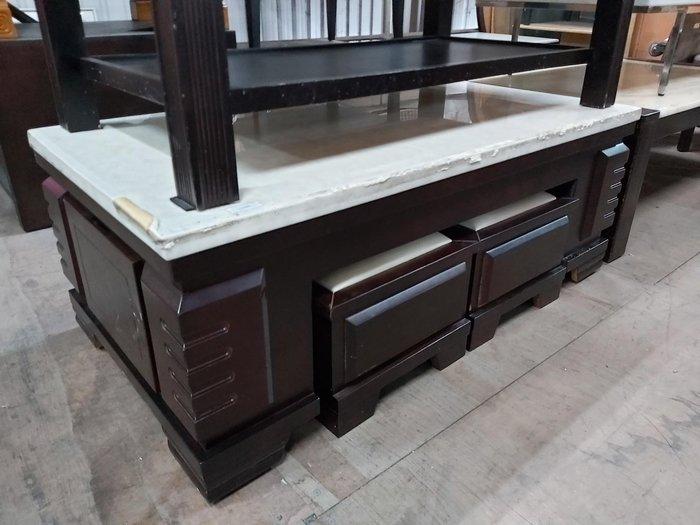 巨業搬運寄倉=更新二手倉庫 茶几 長方桌 餐桌 矮凳