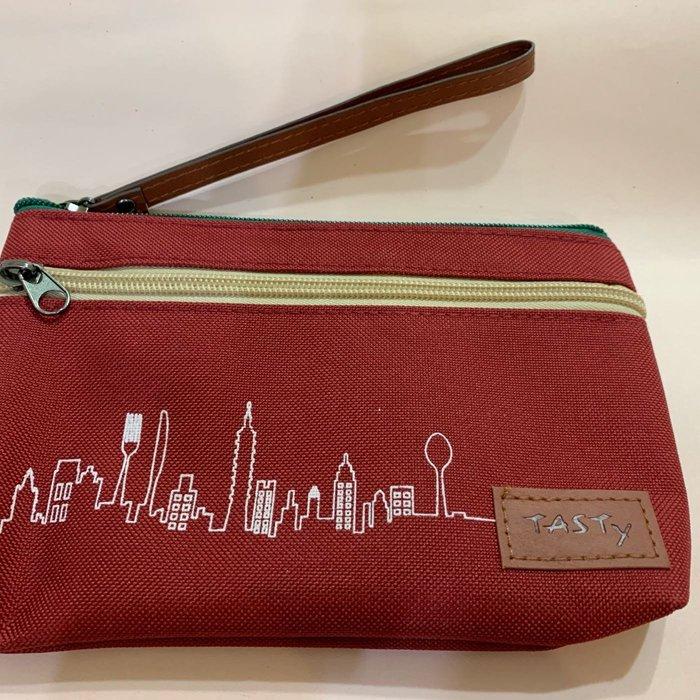 手拿包附掛繩 香菇造型零錢包 兩樣一起賣 全新未使用 僅拍照