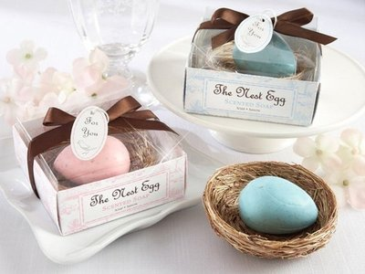 LoverQ 鳥巢香皂禮盒 * 婚禮小物 鳥蛋香皂 開幕禮 情人節贈品 母親節 公關活動禮品 社團禮品 工商贈品