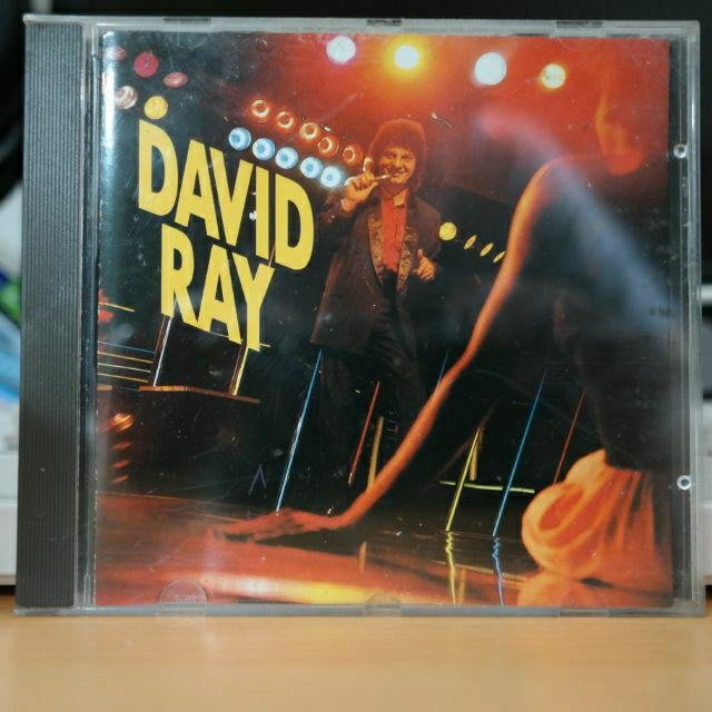 DAVID RAY I dont know what love is