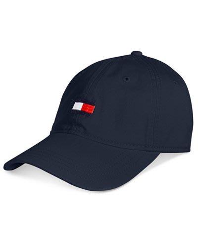 Tommy Hilfiger TH 湯米 棒球帽 老帽 現貨 鴨舌  成人版 標緻