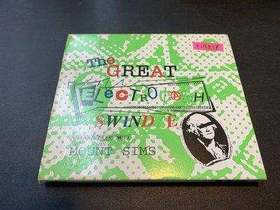 *還有唱片行*THE GREAT ELECTROCASWH SWINDLE 二手 Y17519
