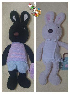 日本進口~法國兔玩偶~~單隻大特賣