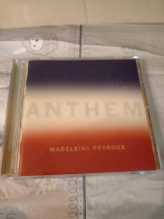 爵士雲端美聲-MADELEINE PEYROUX 瑪黛琳 - Anthem 雲端詩情  專輯cd  只拆封
