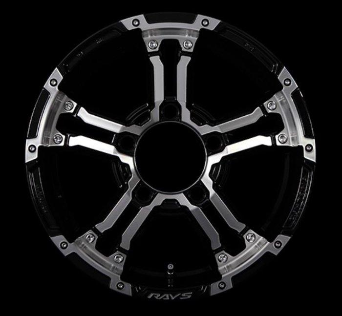 DJD19051751 日本正RAYS FDX-J 16吋 鍛造鋁圈 輕量化 依當月報價為準