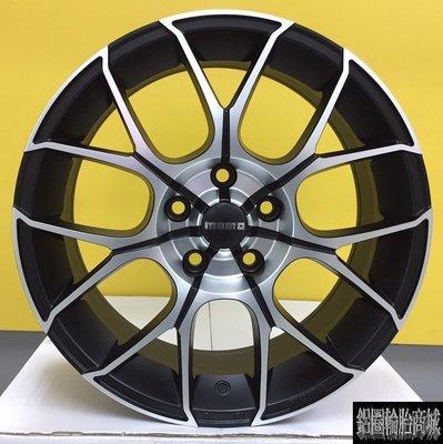 全新鋁圈 義大利 正 MOMO RS11 16吋 5孔114.3 消光黑車面 馬3 馬5 CRV 喜美八代 K12 K9