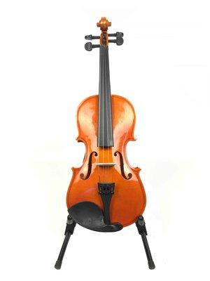 『俠客樂器』Deviser 小提琴- 3/4 V-10 普級琴楓木面板