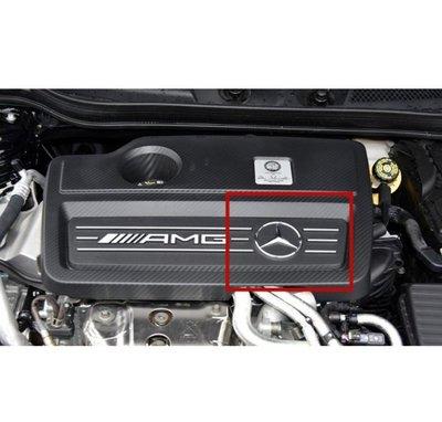 Benz 賓士 引擎標 引擎蓋標 引擎 AMG CLA W205 c250 W204 C300 W117 63 45 A