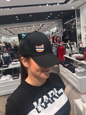 Karl Lagerfeld 帽子