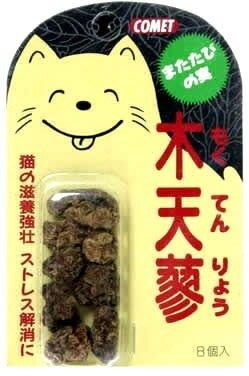 【艾塔】日本直送 COMET 木天蓼果實8顆
