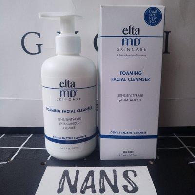 【NANS】Elta Md氨基酸潔面乳泡沫洗面乳  深層清潔溫和敏感肌207ml