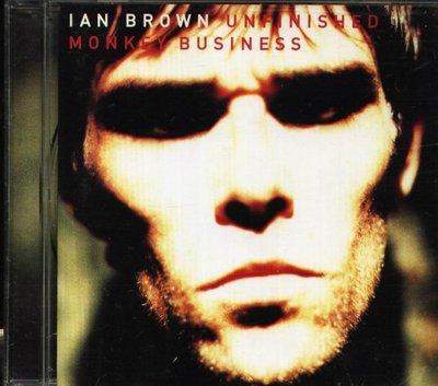 八八 - Ian Brown - Unfinished Monkey Business - 日版CD+1BONUS