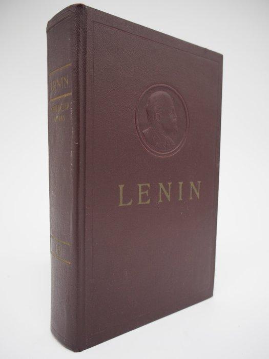 【月界二手書店】LENIN-Collected works volume 19(絕版)_列寧_1963年 〖政治〗ADW