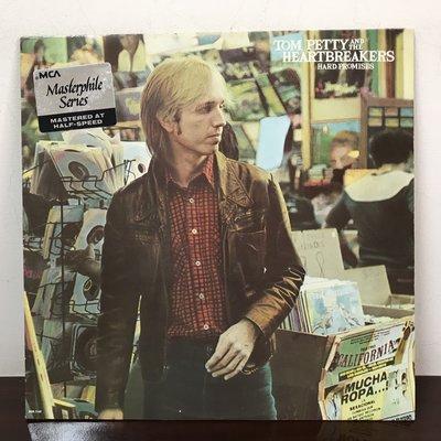 晨雨黑膠【西洋】美版/Tom Petty And The Heartbreakers – Hard Promises