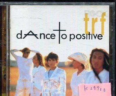 *真音樂* TRF / DANCE TO POSITIVE 二手 K27700