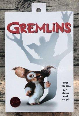 《GTS》NECA Gremlins Ultimate Gizmo 7吋聖誕Ve小精靈 可動公仔 307526