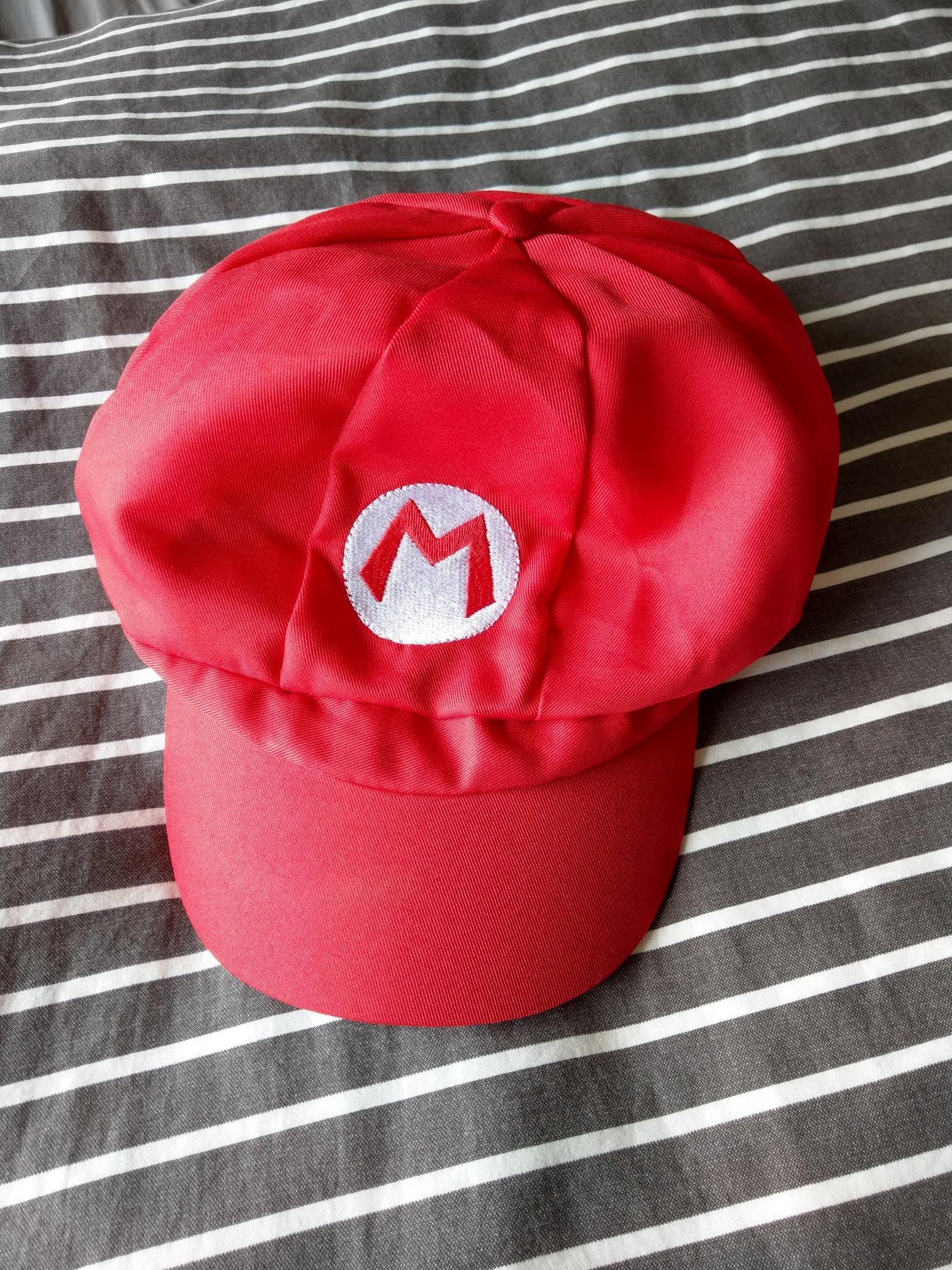 超級瑪莉 瑪莉歐 帽子
