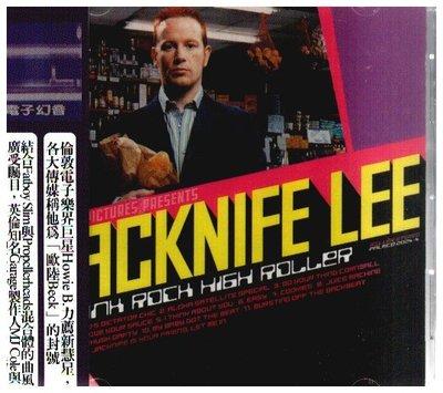 **新尚** JACKNIFE LEE/ PUNK ROCK HIGH ROLLER 二手品-F475