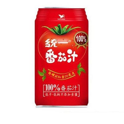 統一100% 番茄汁