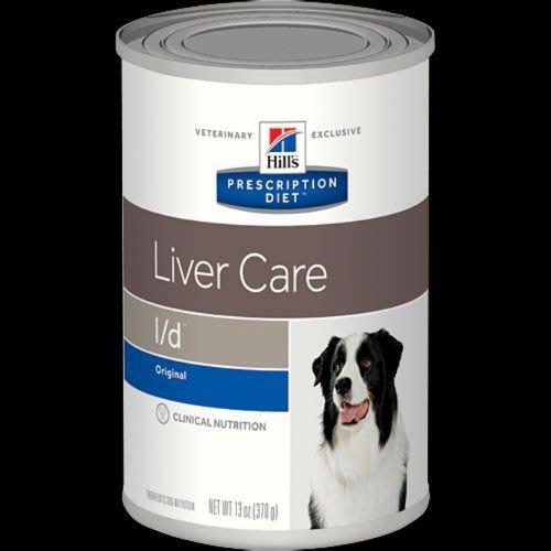 希爾思 希爾斯 Hills 狗 犬用 罐頭 處方飼料 l/d ld 肝臟護理 370g 12罐/箱 [7011] 可刷卡