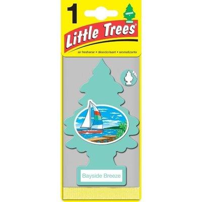 (I LOVE 樂多) 台灣公司貨 Little Trees 小樹香片 海灣微風
