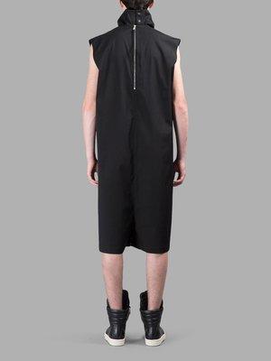 ∵ PRAY FOR FASHION ∴定製暗黑個性high street立領寬鬆連身褲連體六分休閒短褲