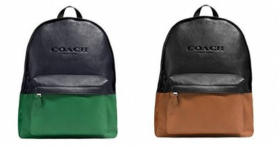 COACH 72159 CAMPUS PACK IN COLORBLOCK LEATHER