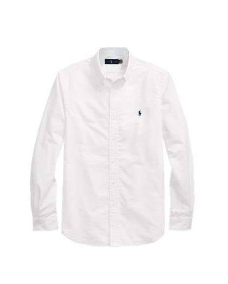 Chris代購 美國Outlet Ralph Lauren POLO 長袖 素面襯衫 百搭 經典LOGO刺繡 7色任選