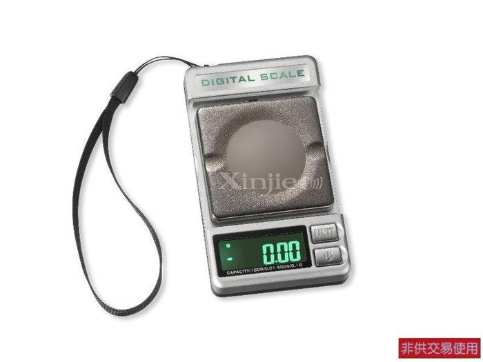 《宇捷》【C18】新款 迷你500g 0.01g 綠光電子秤-珠寶秤 口袋秤-磅秤