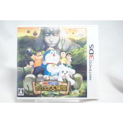 [耀西]二手 純日版 任天堂 3DS N3DS 哆啦A夢 新・大雄的大魔境~貝可與 5 人探險隊~