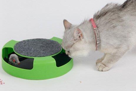 寵物玩具 貓玩具 貓遊樂盤 瘋狂貓抓板159