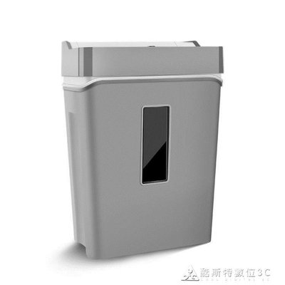 碎紙機 眾葉碎紙機辦公小型家用便攜粉碎機電動顆粒大功率紙張文件碎紙機 YXS