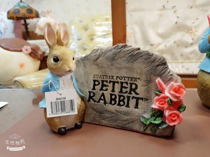 彼得兔玫瑰造型擺飾  佈置/擺飾/餐廳/民宿/店面/彼得兔/營業場所/櫥窗