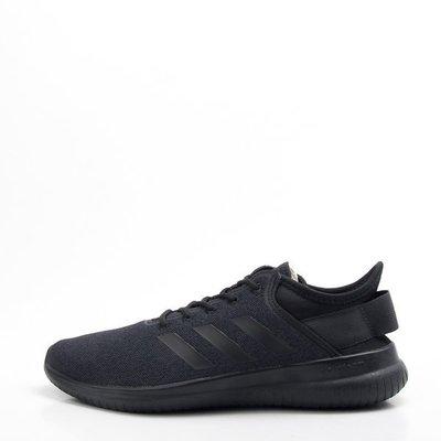 ADIDAS CF QTFLEX 女慢跑鞋-黑 B43757  現貨