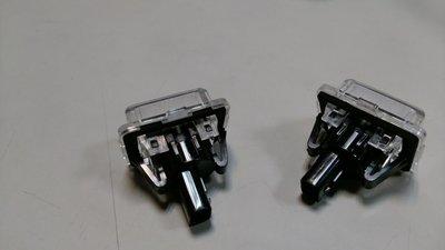 新店【阿勇的店】BENZ W204  2012~後期專用 C200 C300 W204 牌照燈 W204專用牌照燈