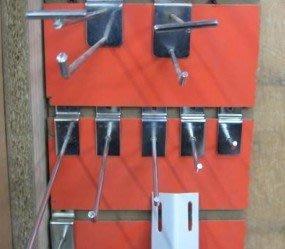 槽板掛鉤 槽板鉤 卡板鉤 萬用板勾 萬通板 掛勾 粗4mm
