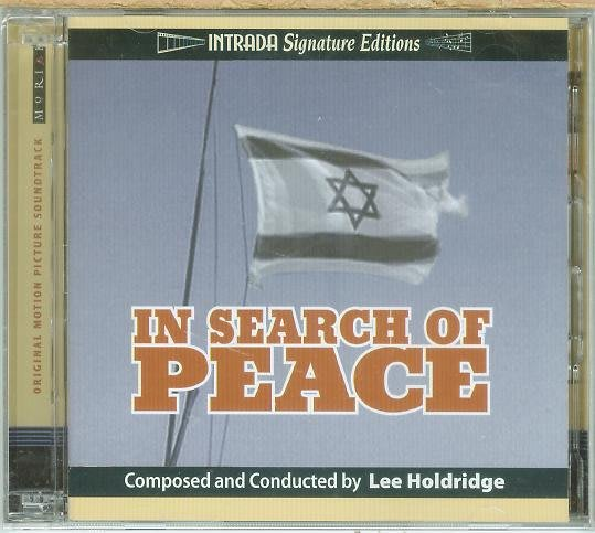 In Search of Peace-2CDs- Lee Holdridge(38),全新美版
