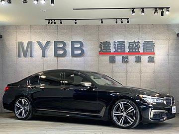 2016年 BMW 740Li G12  達通車業
