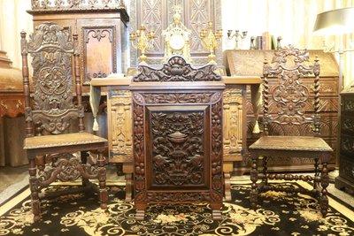 【家與收藏】限時特價稀有珍藏歐洲百年古...