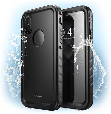 小花精品店-iPhone XS Max / XR /XS防水手機殼蘋果防摔保護套三防全包帶屏保