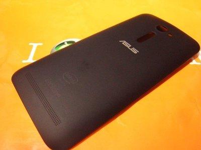<旦通科技>ASUS Zenfone 2 5吋 原廠全新 黑色(拷漆) 電池蓋/自取價$300元.原廠零件